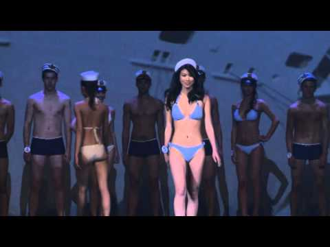 2012 River Rock Resort ITM-NSR Model Look North America – Swimwear