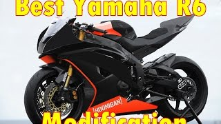 8. Best Yamaha R6 Modification