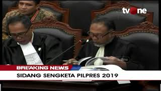 Video Perdebatan Panjang Antara Hakim MK, Saksi Ahli & BPN Soal 'Ghost Voters' MP3, 3GP, MP4, WEBM, AVI, FLV Juni 2019