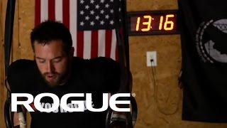 R You Rogue Portrait - Rich Froning 2011 & 2012 CrossFit Games Champion