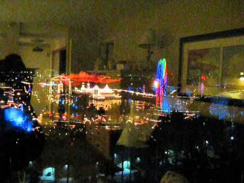 DCA - view from Paradise Pier Hotel, room 1028