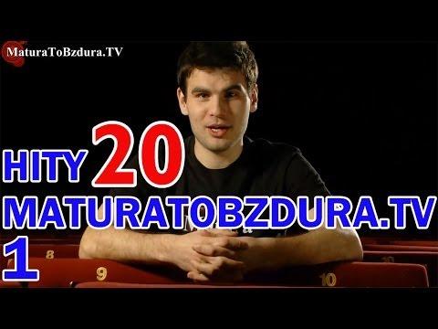 Matura To Bzdura - HITY (CZĘŚĆ 1) - odc. 20