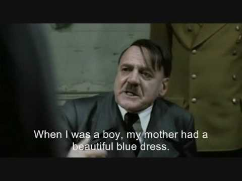 Elliot - Spoof of Hitler's The Downfall. Title is self explanatory. See more funny videos at SadNinja.com.