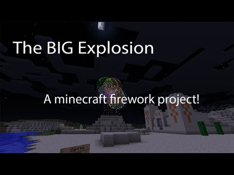 how to fly with fireworks in minecraft
