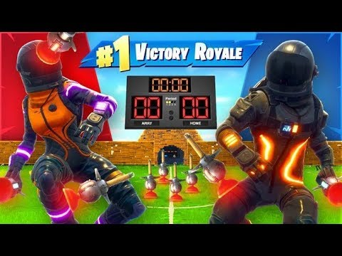 *NEW* CLINGER DODGEBALL Custom Gamemode In Fortnite Battle Royale!