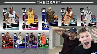 Video 2 PLAYER DRAFT W/ LSK NBA 2K17 DRAFT! MP3, 3GP, MP4, WEBM, AVI, FLV November 2018