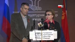 Nadežda Kuščenkova,direktorka Ruskog doma