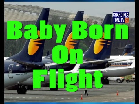 Baby Born On Flight To Get Free Lifetime Air Travel