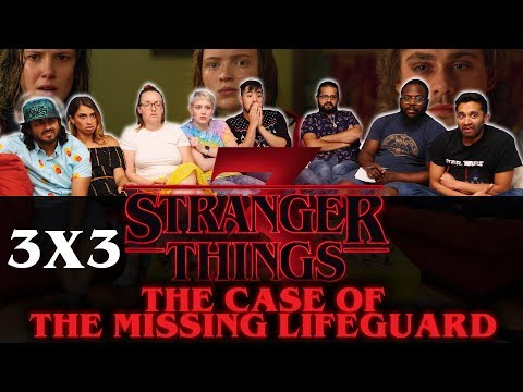 Stranger Things - 3x3 The Case of the Missing Lifeguard - Group Reaction