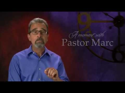"A Moment with Pastor Marc #18<br /><strong>""El-olam - God Everlasting""</strong>"