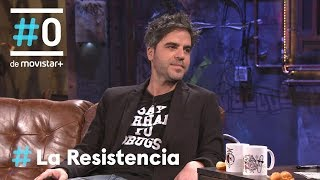 "Video LA RESISTENCIA - Ernesto Sevilla dice ""Say perhaps to drugs"" 