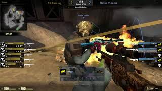 Video CS:GO POV Demo Na'Vi S1mple (27/8) vs SK (de_overpass) MP3, 3GP, MP4, WEBM, AVI, FLV Agustus 2018