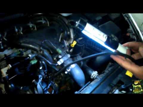 Installing RaceChip ChipTunning Peugeot 307 SW 2.0 136cv
