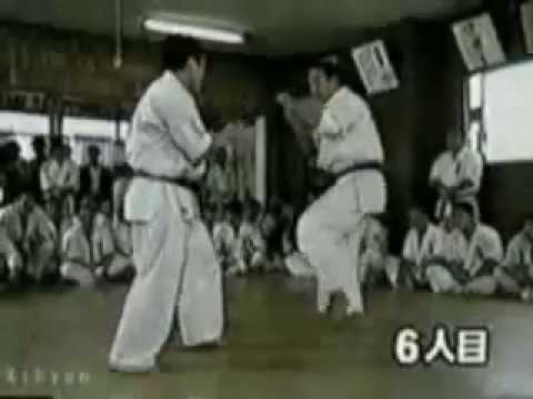 matsui - kancho : shokei matsui kyokushin karate In my opinion ,the greatest karateka. ------------------------------------ shuffl3man11 cool gaming channel, check it...