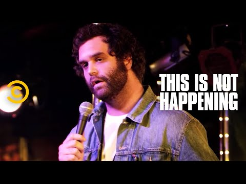 Harley Morenstein (Epic Meal Time) Parties Too Hard: This Is Not Happening