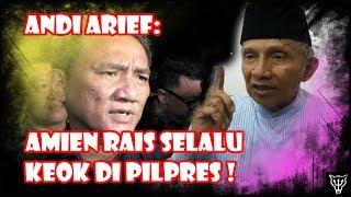 "Video Telak! Andi Arief: ""Amien Rais Selalu Keok dalam Politik Elektoral Pilpres"" MP3, 3GP, MP4, WEBM, AVI, FLV Januari 2019"