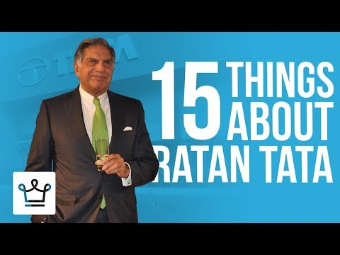 15 Things You Didn't Know About Ratan Tata