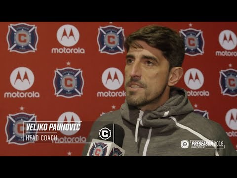 Video: #CCC19 Postmatch Reaction | Veljko Paunović on 1-1 draw with Columbus Crew SC