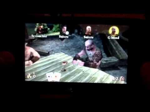 La Legende de Beowulf : Le Jeu PSP