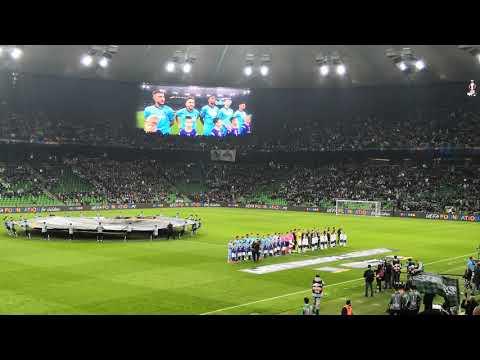 4K FC KRASNODAR UEFA Europa League