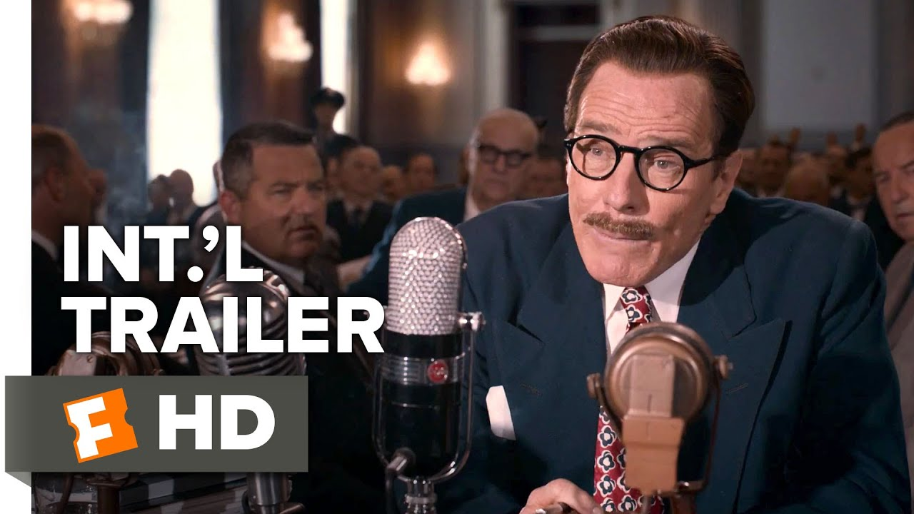 Featurette: Bryan Cranston Champions Free Speech in 'Trumbo' with Helen Mirren, Diane Lane & Ensemble Cast