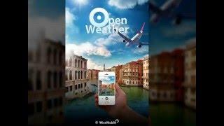 기상청 날씨, 오픈웨더(Weather) 위젯 미세먼지 YouTube 동영상