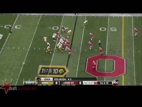 Brandon Scherff vs Ohio St. 2013 video.