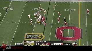 Brandon Scherff vs Ohio State (2013)