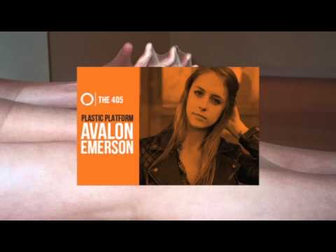 Listen/download: Avalon Emerson's Plastic Platform Mix