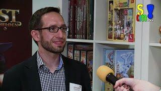 Interview: Pegasus Spiele zur Spiel 2016 mit Peter Berneiser