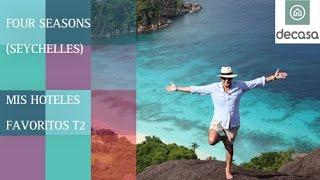 Acompañamos a Esteban Mercer al hotel Four Seasons en las Seychelles. ¡SUSCRÍBETE a nuestro canal! http://bit.ly/1fj9Ljh En el capítulo 17 de Mis hoteles ...