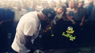 Stalley - Swangin [Live at Hip Hop Kemp 2013] [HQ]