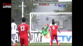 Video Timnas Indonesia U19 VS Atletico Madrid B Goals Tour Spanyol 2014 MP3, 3GP, MP4, WEBM, AVI, FLV Januari 2018