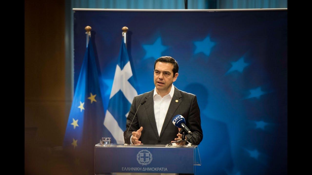 Συνέντευξη Τύπου μετά την ολοκλήρωση των εργασιών του Ευρωπαϊκού Συμβουλίου