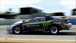 Forza 4 Domestic Muscle Drag Racing