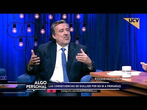 video Alejandro Guillier habla de las consecuencias por no ir a primarias