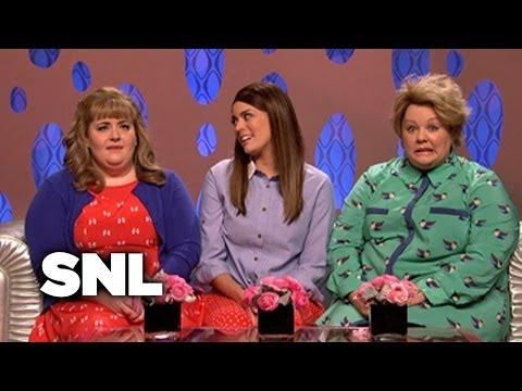 Girlfriend's Talk Show - Saturday Night Live