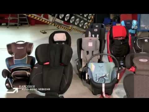 Reboard Kindersitze - Mit Eingangsmoderation ARD Ratgeber Auto - Reise - Verkehr vom 25.11.2012