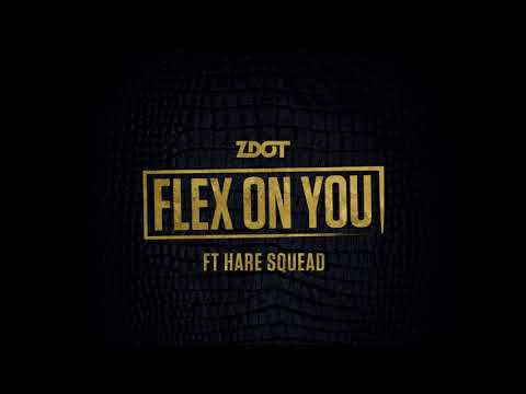 ZDOT - FLEX ON YOU (FEAT. HARE SQUEAD) [AUDIO]