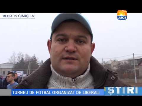 TURNEU DE MINIFOTBAL ORGANIZAT DE LIBERALI