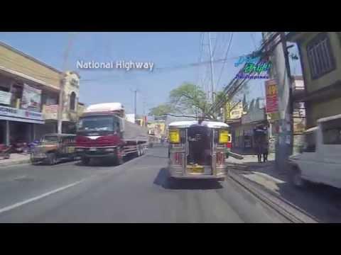 Drive Trip!! Philippines - Santa Rosa - Balibago - Laguna