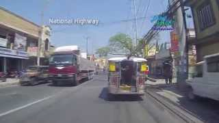 Santa Rosa Philippines  city pictures gallery : Drive Trip!! Philippines - Santa Rosa - Balibago - Laguna