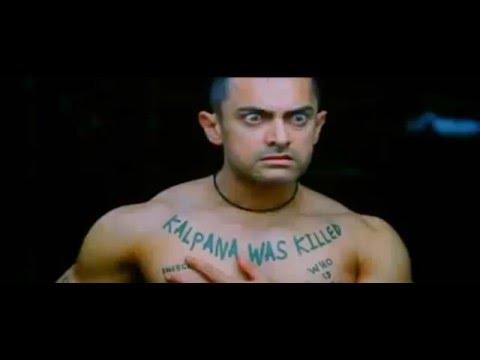 Official Ghajini Trailer (Hindi 2008)