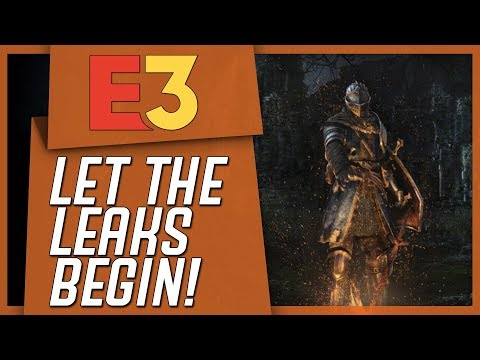 The First BIG E3 Leak Is HERE & It's From Software Teaming Up With George R.R. Martin