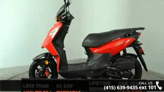 10. 2013 Lance Powersports PCH 125 Only 938 Miles! - SF Moto ...