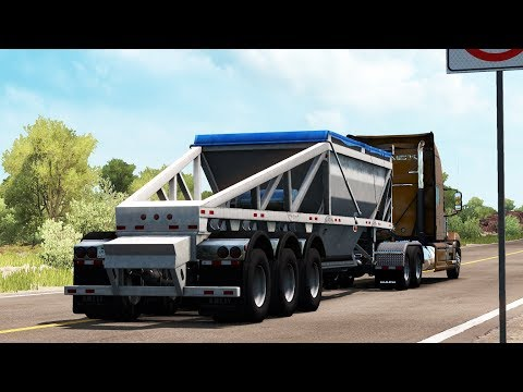 Ownable SCS Bottom Dump Trailer v1.0 1.36.x
