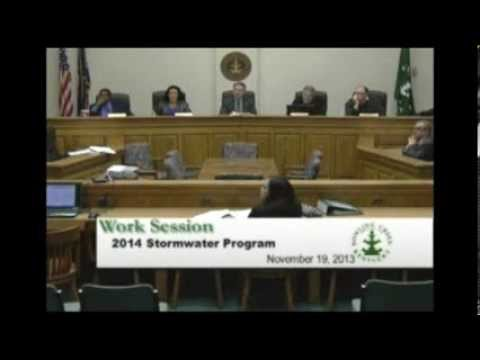 11/19/13 Board of Commissioners Work Session