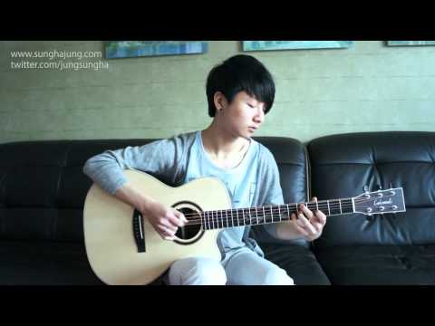 (Maroon5) Sunday_Morning - Sungha Jung видео