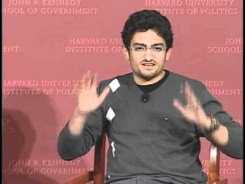 Ein Gespräch mit Wael Ghonim und David Gergen - Institut für Politik