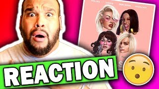 Video Rita Ora – Girls (Feat. Cardi B, Bebe Rexha & Charli XCX) REACTION MP3, 3GP, MP4, WEBM, AVI, FLV Mei 2018
